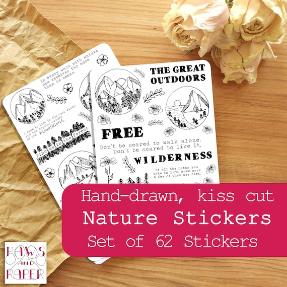 Handmade Journal And Lots More Laptop Kiss Stickers For Your Case