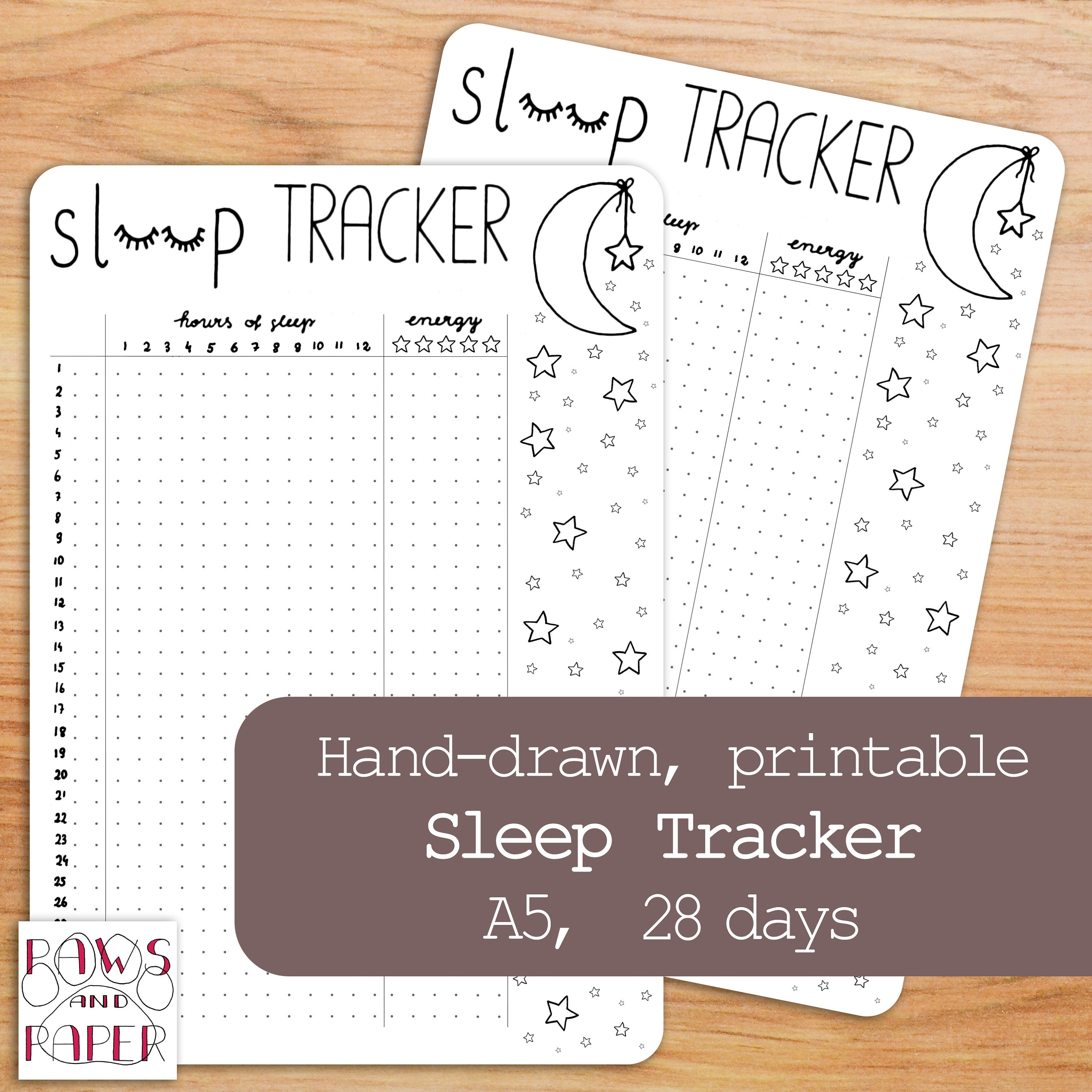 It's just a graphic of Impeccable Sleep Tracker Printable