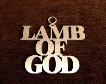 """Names of Jesus: """"Lamb of God"""""""