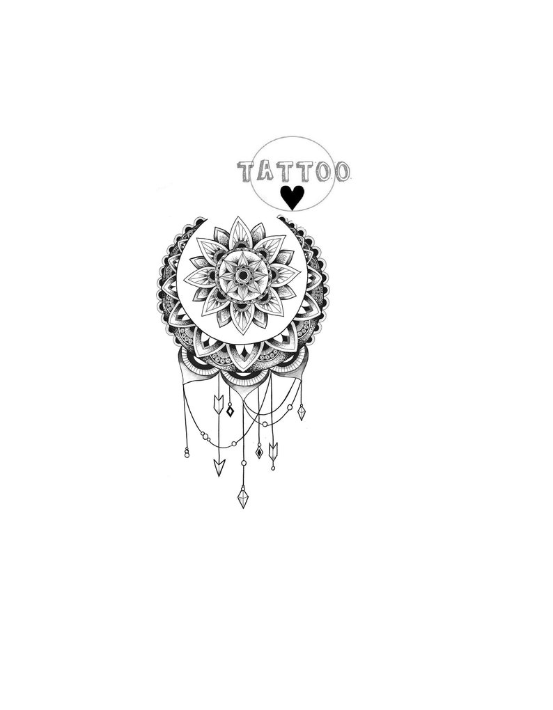 Provided New 10x6cm Temporary Small Fashion Tattoo Black Sexy Lace Umbrella Waterproof Temporary Tattoo Stickers The Latest Fashion Tattoo & Body Art