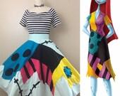 Nightmare Doll Circle Skirt