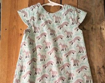 Gray Fox Dress size 5T