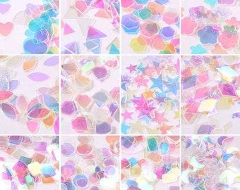 LIMITED QUANTITIES: Glitter set- jewelry/resin making