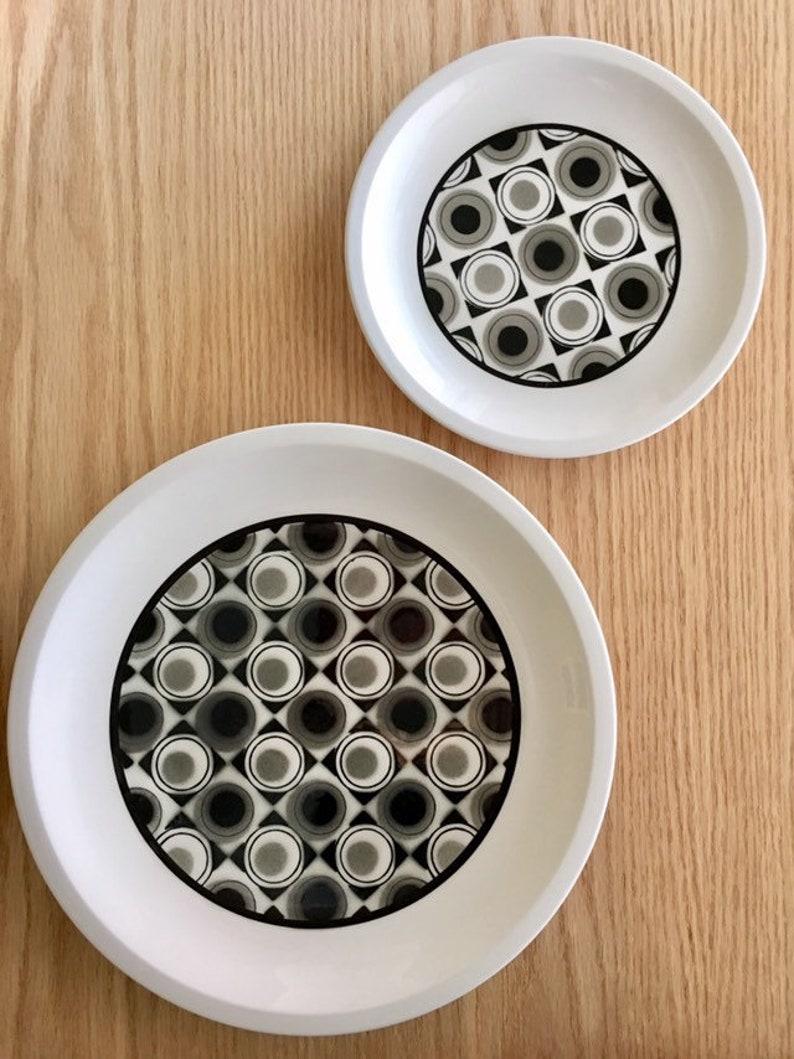 Mikasa Moon Dot 1970s pattern by Jonas Roberts pieces sold individually