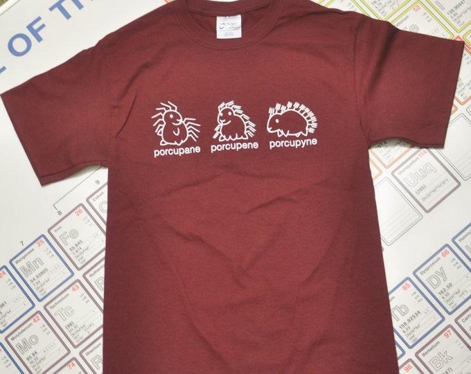 Porcupane Porcupene Porcupyne T-Shirt