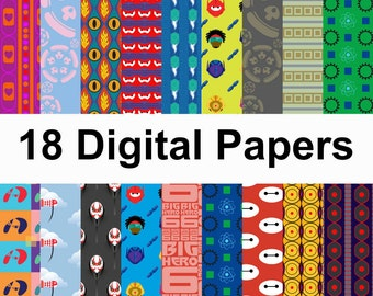 partypackpaper