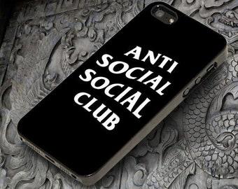 coque iphone 8 plus anti social social club