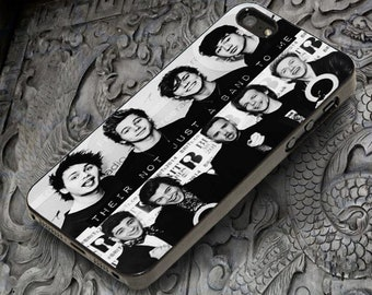 fd77e0a74 one direction and 5 second iphone 4 5 5c 6 6s 7 8 9 X XR XS max samsung  galaxy s3 s4 s5 s6 s7 edge s8 s9 plus google pixel phone case cases