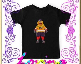 a61354120e7 The mascot Gritty of the Flyers - custom gift unisex shirt kids T-shirt  kids tshirt kids clothing kids Youth kids t-shirts Clothes men women