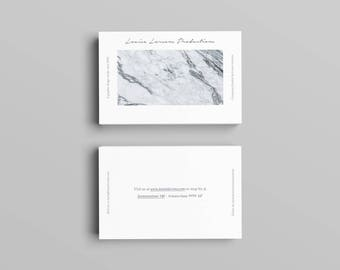 Larsons Business Cards Template