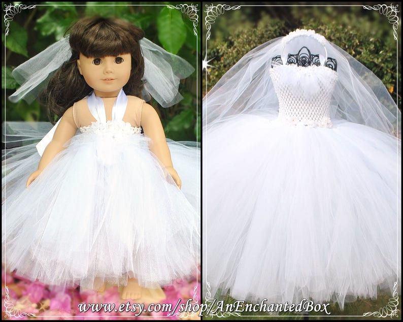 29f5426f87 MATCHING SET BRIDE Inspired Princess Gown for Girls   18
