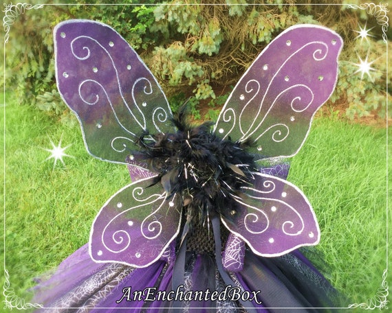 MALEFICENT Inspired Royal Scepter and Fairy Wand for Girls Dressup and Flower Girl for Disney Flower Girl Gift Sleeping Beauty Yzma Ursula