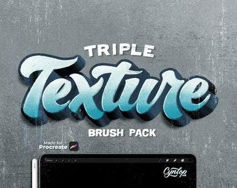 NEW! Triple Texture Brush Bundle