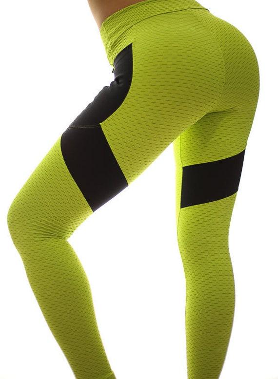 d6ea850278b99 Women Workout Clothes Brazilian Butt Lift High Waisted | Etsy