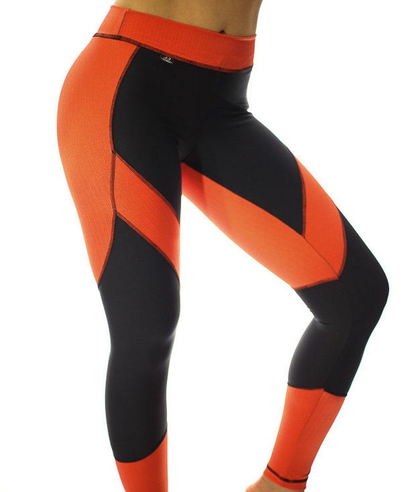 2f84a796c69d3 High Quality Leggings Brazilian Dueto High Waisted Women | Etsy