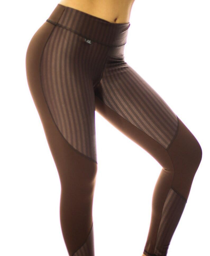 43f1bd241ed66 High Quality LARGE Dueto Leggings Brazilian High Waisted Women | Etsy