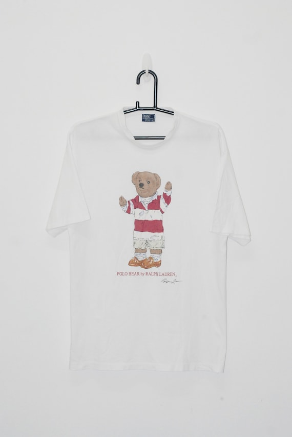 Vintage Polo Bear by Ralph Lauren T-shirts Polo Ra