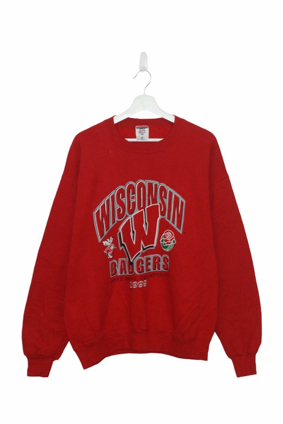 Vintage Wisconsin Badgers Sport Football Atheletic