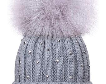 51f619b1f3c Kids Winter Knitted Hats
