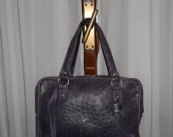 Autentico vintage bag di Marina Rinaldi! Vera pelle! afd6fbf446b