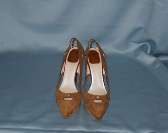 Authentic vintage Christian Dior shoes ! Genuine leather!