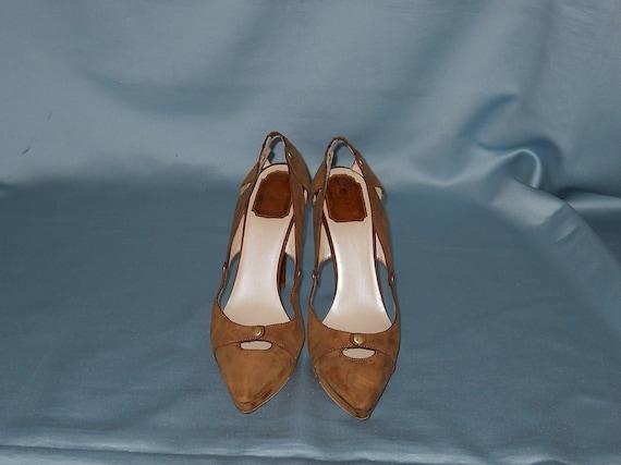 Authentic vintage Christian Dior shoes