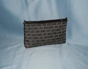 Authentic vintage Moschino handbag! Fabric