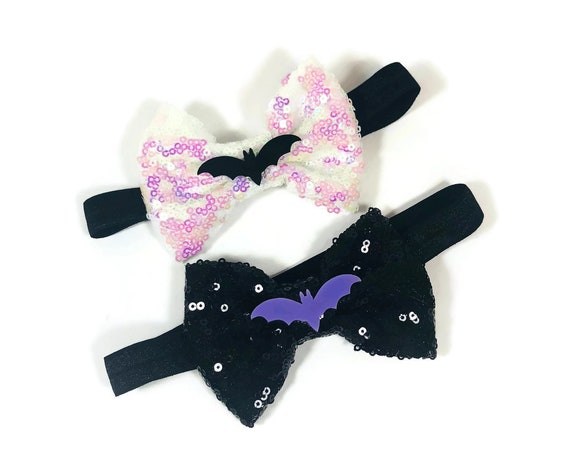 Halloween Headband Bowtie For Dog  || Bowtie for Kitty || Autumn Fall  || Pet Bow Tie || Cat Costume