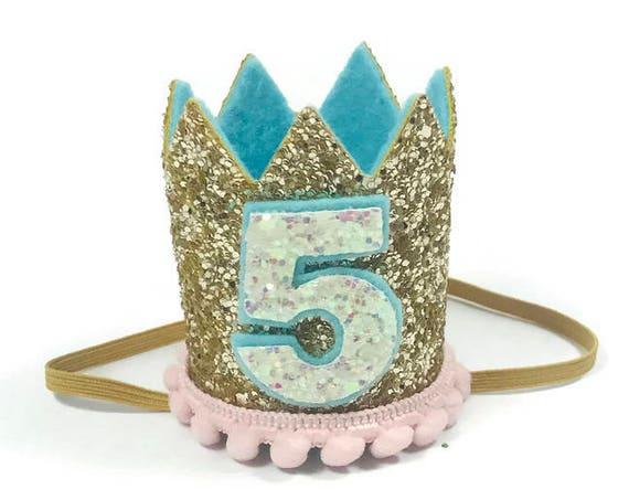 Dog Party Hat || Animal Crown || Dog Birthday Hat || Pet Birthday Hat || Dog Gift