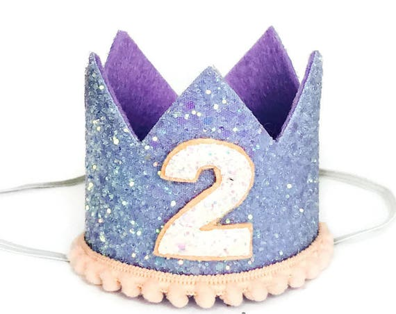 Dog Birthday Hat || Animal Party Hat || Pet Clothes || Cat Kitty Puppy Pig Birthday Crown Hat || Add Any Number