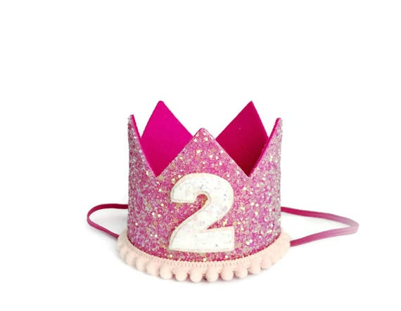 Dog Birthday Hat || Animal Party Hat || Cat Kitty Puppy Pig Birthday Crown Hat || Dog Clothes || Add Any Number