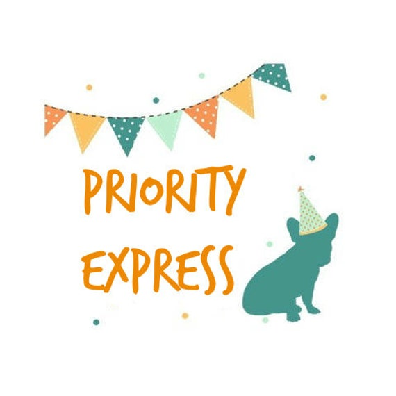 Priority Express Shipping 1-2 Days Upgrade - Domestic Only