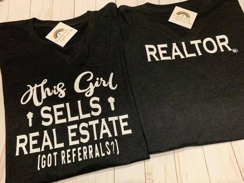 This Girl Sells Real Estate Real Estate Life RealtorLife image 0