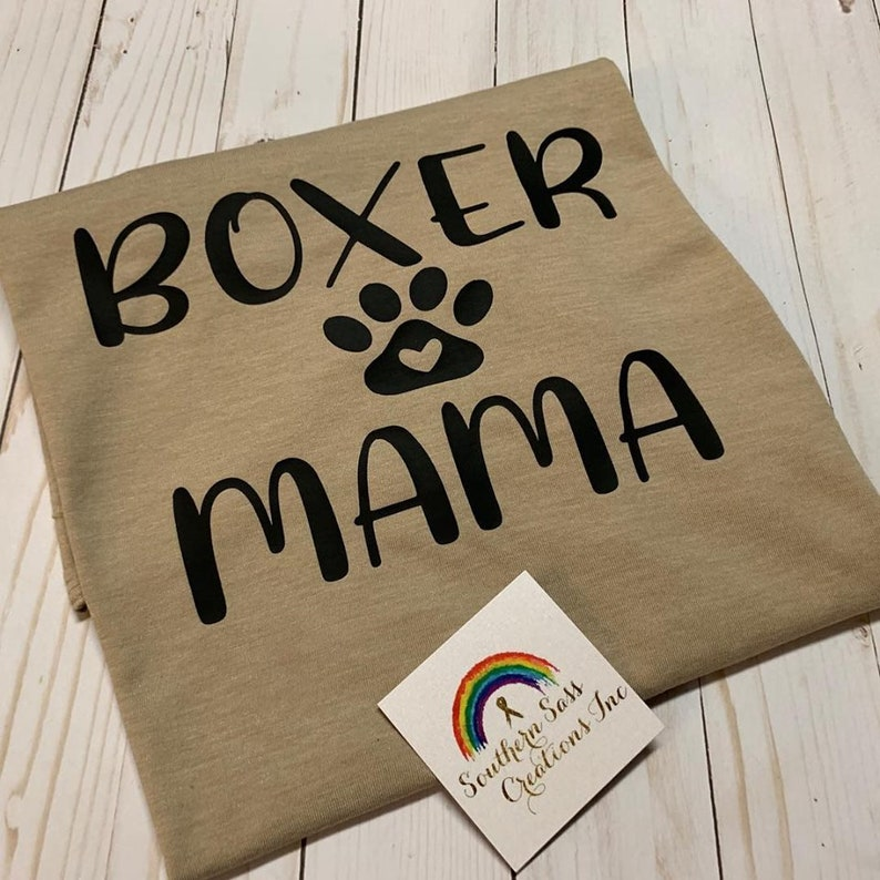 Dog  Lover  Dog  Mama  Momma  Mommy Shirt image 0