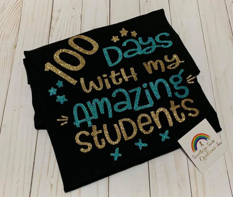 100 Days with my Amazing Students Teacher Life Teachers image 0