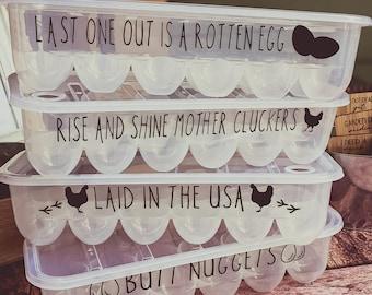 Funny Egg Carton