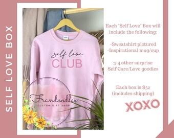 Self Love Valentine's Box
