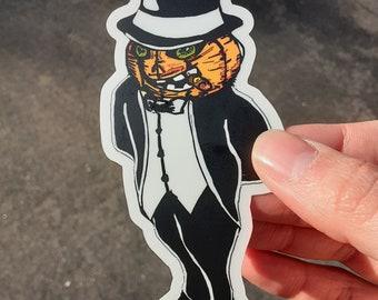 Jax, The Pumpkin Gentleman