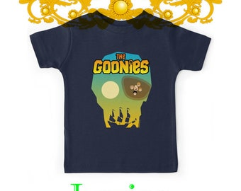 1a3868c1726 The Goonies - favorite custom gift unisex shirt kids T-shirt kids tshirt  kids clothing kids Youth kids t-shirts Clothes