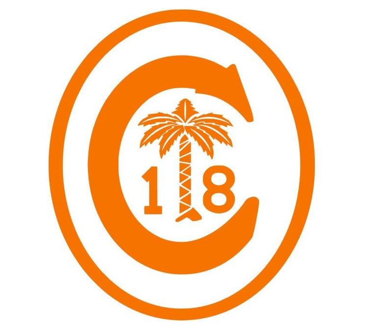 3b52a3d1b1d3 Clemson Tigers Alumni Graduation Vinyl Decal Sticker For Car | Etsy