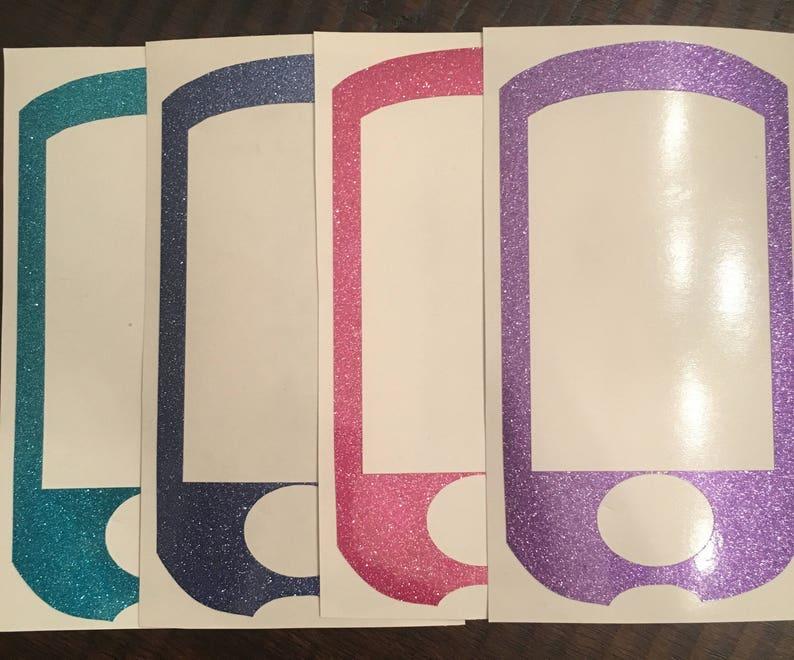 Omnipod PDM vinyl skins -Custom-Type 1, Vinyl, Personalized, Hannah Swag
