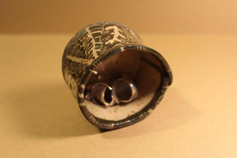 JEWELRY BOWL RING holder