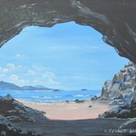 Sea Cave at Devil's Punchbowl