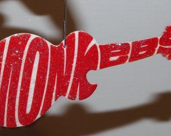 Monkees Logo Christmas Ornaments