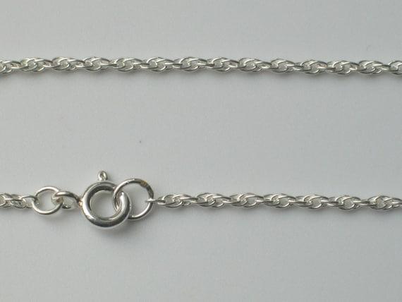 "Genuine 925 Sterling Silver 2mm Box Belcher Bracelet 6.5/"" or 7.5/"""