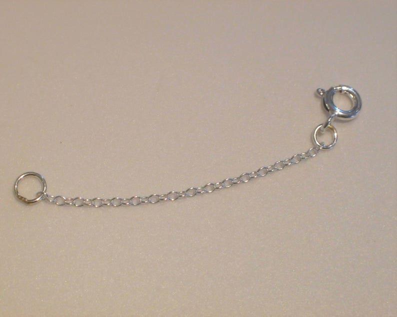 1 x 5,5 mm nouveau boulon argent sterling anneaux Fermoirs ouvert fabrication de bijoux