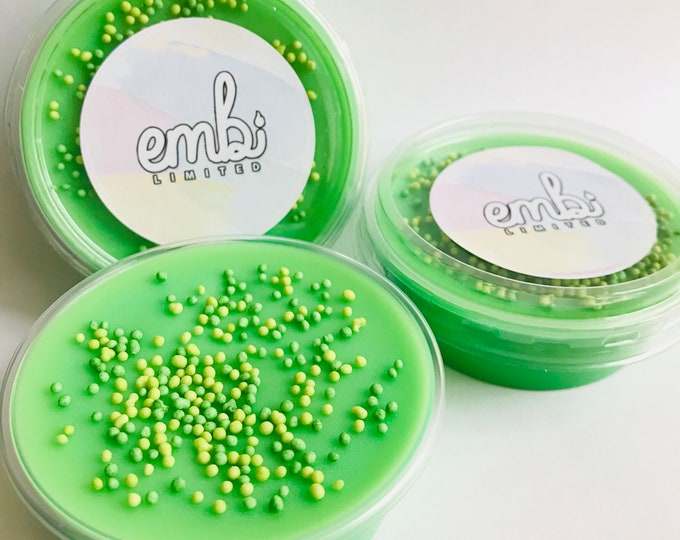 Lime Cooler Scented Soy Wax 2oz Shot Pot Melt For Wax Warmers / Gift