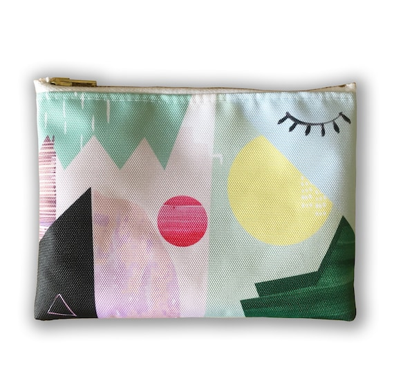 "S travel travel pocket ""Dream"" - waterproof - exclusive print Elma"