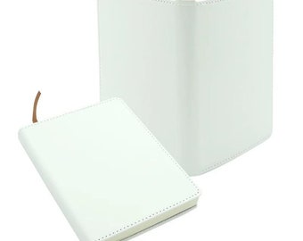Blank Sublimation Leather Journal - set of 5