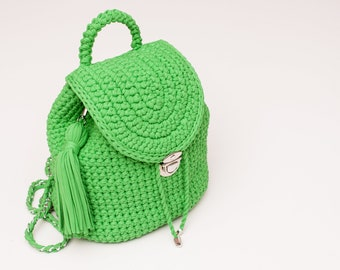 Crochet Backpack Bag Pattern All The Very Best Ideas | 270x340